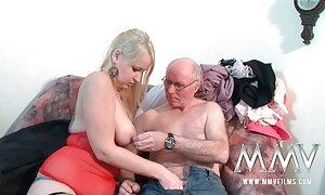 M ofbang kaksi nuorta miestä, vanhempi nainen porno Nuori, Söpö